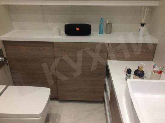 Ванная комната - ЛДСП EGGER Дуб Корбридж