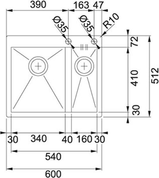 Planar-PPX 260 TL