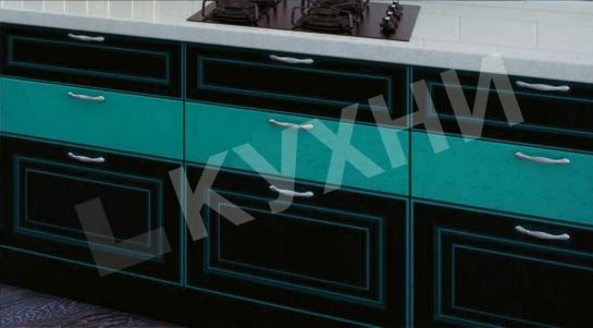 Фреймс Магнат/Пэйнт RAL Mz 6079 Глянец перламутр