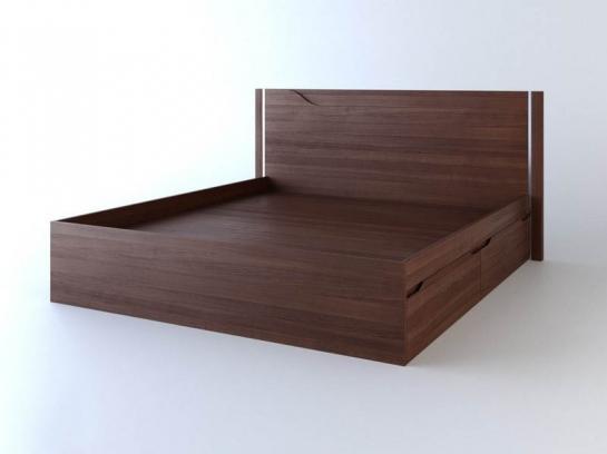 Кровать «СМКР-1 1600»