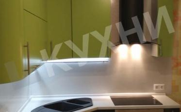 Крашеный МДФ цвет ZOV 191 матовый/ RAL 8019 глянец