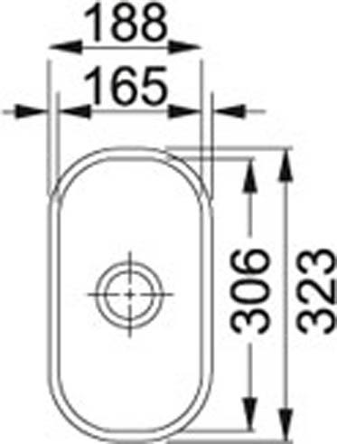 Franke Armonia-AMX 110-16
