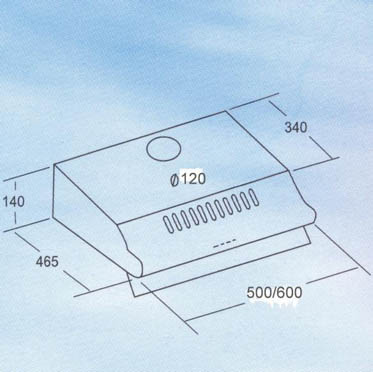 EXITEQ Standard 501 inox