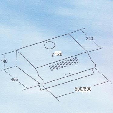 EXITEQ Standard 602 inox