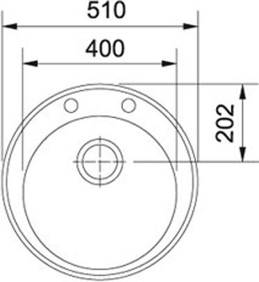 Franke Ronda-ROG 610-41