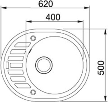 Franke Ronda-ROG 611C