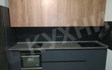 Пост-Синкрон Рока/Акрил серый металлик матовый